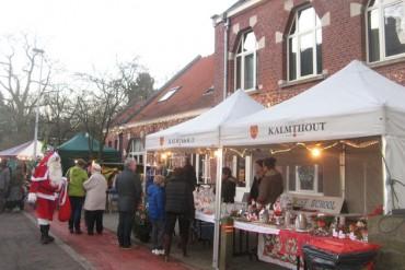 Kerstmarkt heide